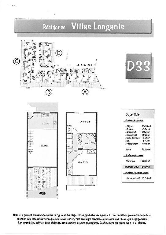 Maison-Villa - SAINT PIERRE
